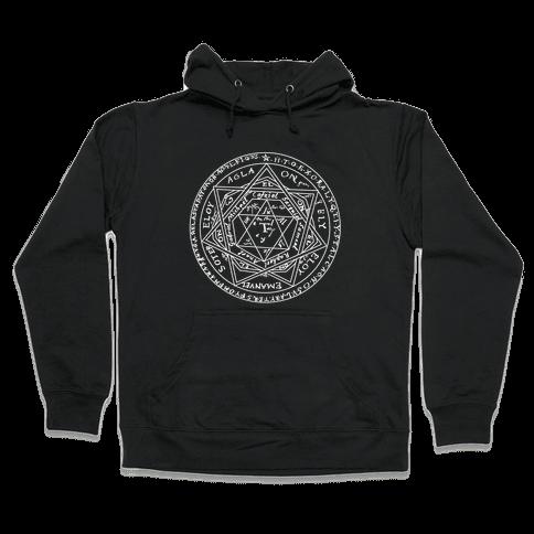 Sigillum Dei Aemeth Hooded Sweatshirt