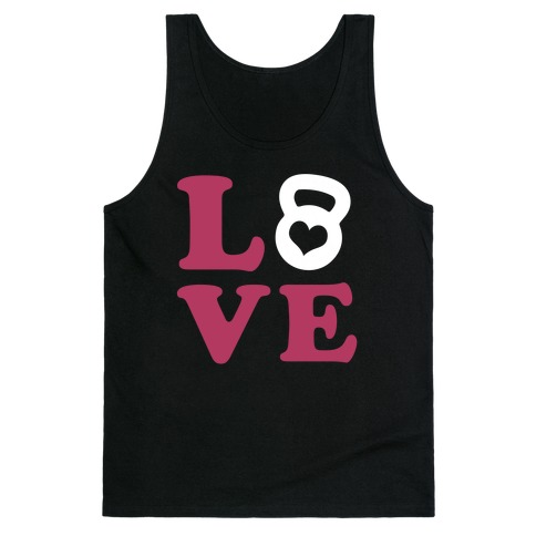 Love Fitness Tank Top