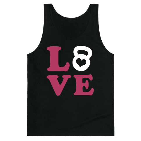 Love Fitness Tank Top