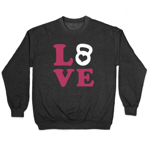 Love Fitness Pullover