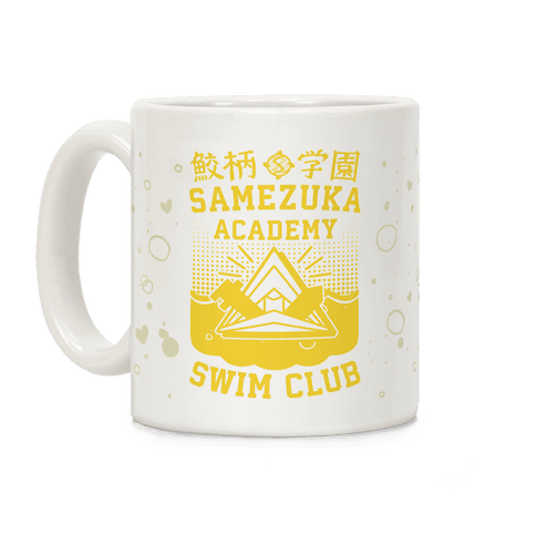 Samezuka Academy Swim Club Coffee Mug