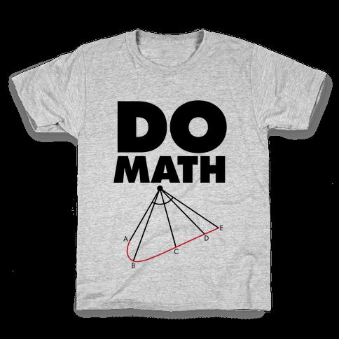 Do Math Kids T-Shirt