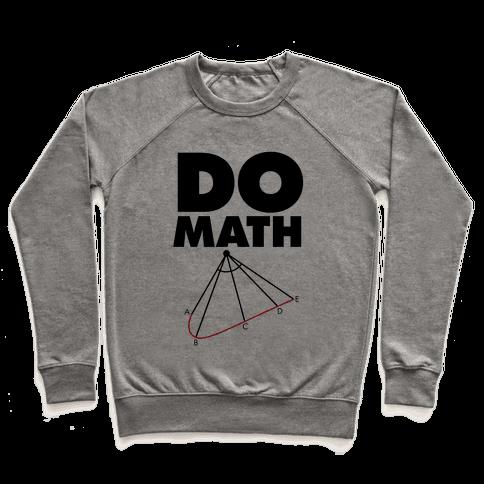 Do Math Pullover