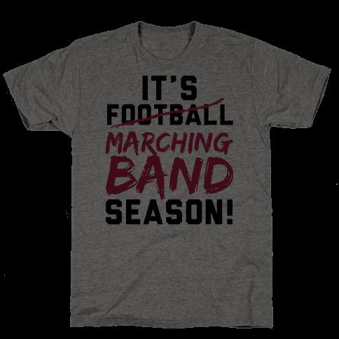 It's Marching Band Season