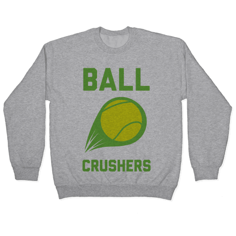 Ball Crushers Pullover