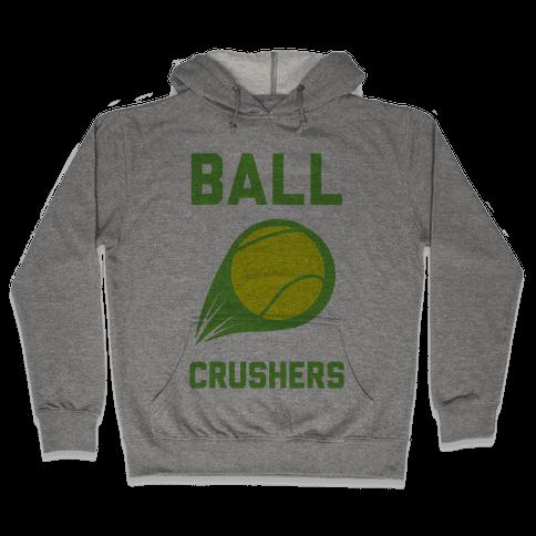 Ball Crushers Hooded Sweatshirt
