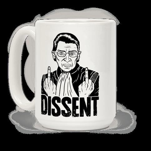 Ruth Bader Ginsburg Dissent
