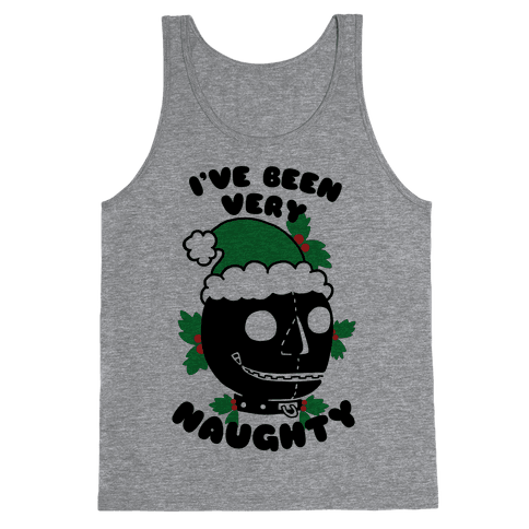 I've Been Very Naughty Tank Top