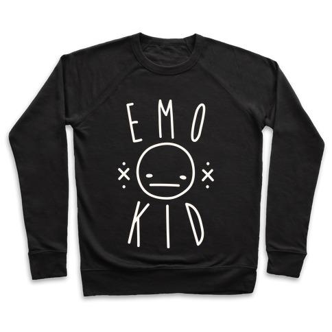 Emo Kid Pullover