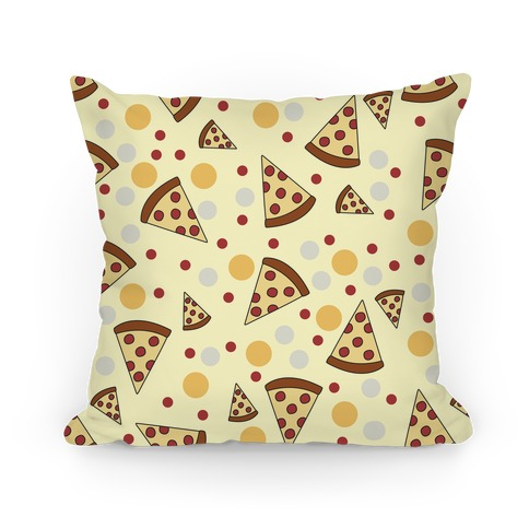 Pizza Pillow Pillow