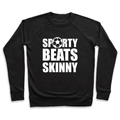 Sporty Beats Skinny (Soccer) Pullover