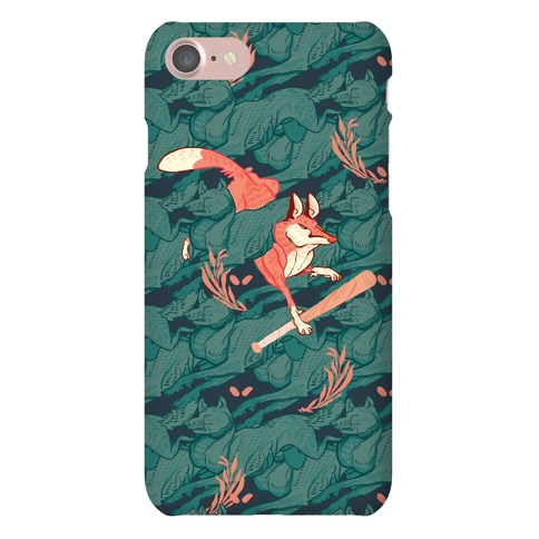 The Boy Who Runs With Wolves Phone Case