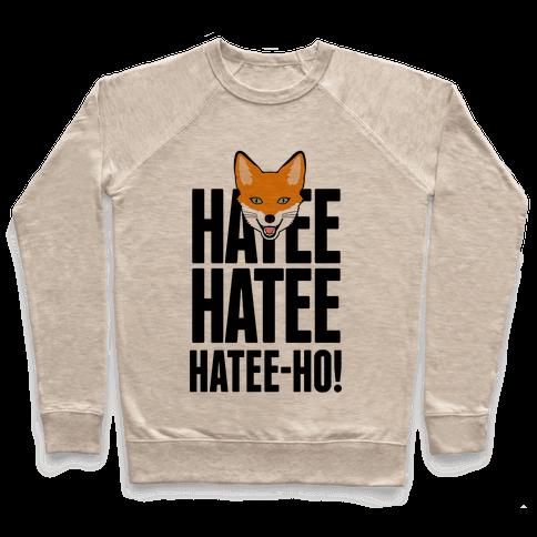 Hatee-Ho Fox Call Pullover