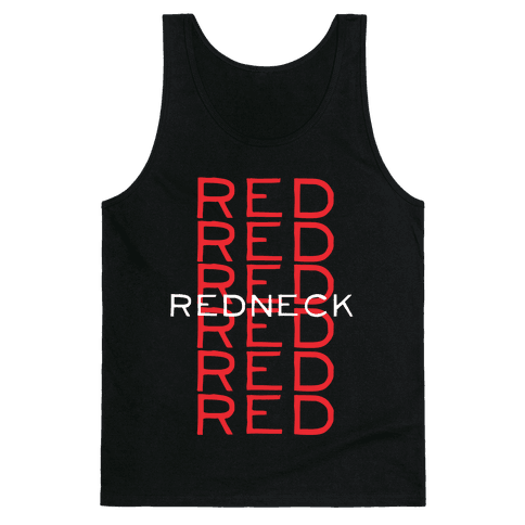 Redneck Tank Top