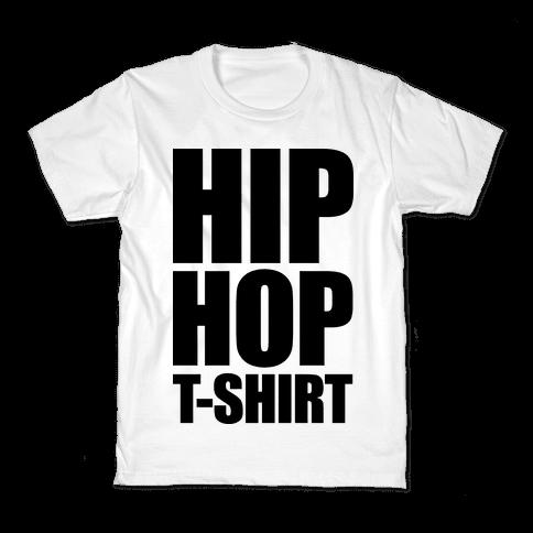 Hip Hop T-Shirt Kids T-Shirt