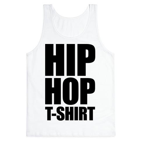 Hip Hop T-Shirt Tank Top