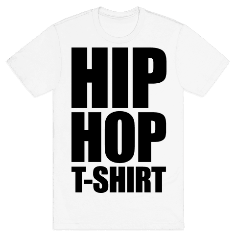 Hip Hop T-Shirt Mens T-Shirt