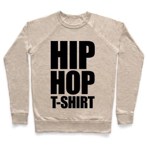 Hip Hop T-Shirt Pullover