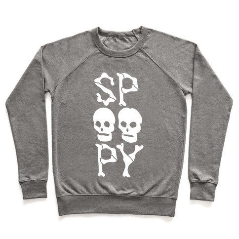Spoopy Pullover