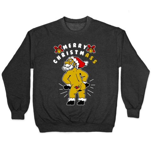 Merry ChristmAss Pullover
