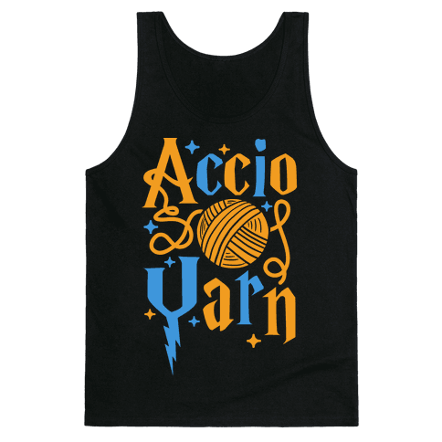 Accio Yarn Tank Top