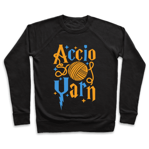 Accio Yarn Pullover