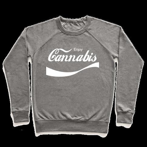 Enjoy Cannabis Pullover