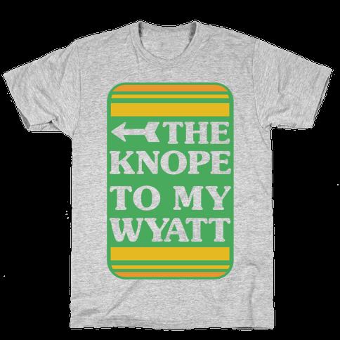 The Knope To My Wyatt Mens T-Shirt