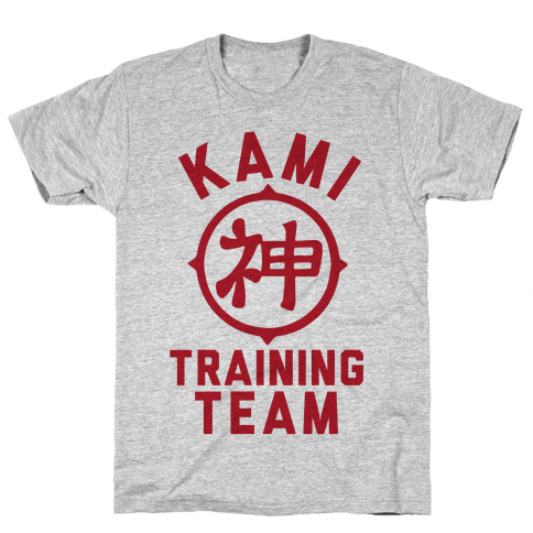 Kami Training Team Mens T-Shirt