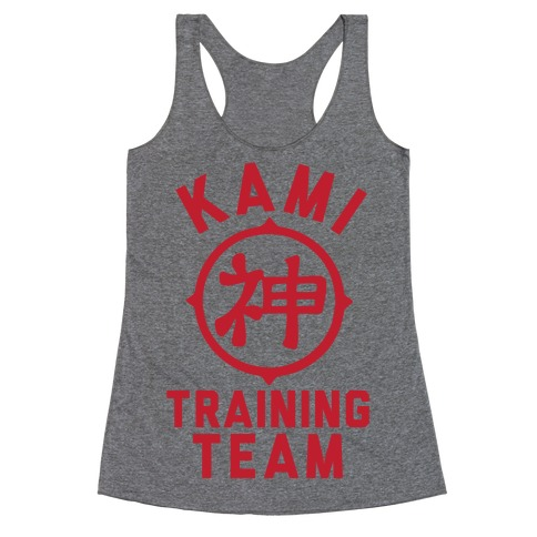 Kami Training Team Racerback Tank Top