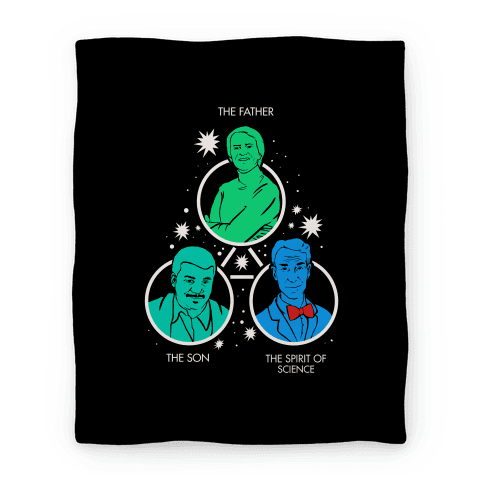 The Science Trinity Blanket