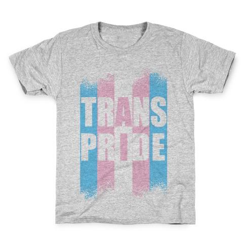 Trans Pride Kids T-Shirt