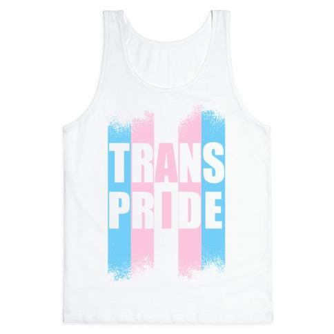 Trans Pride Tank Top