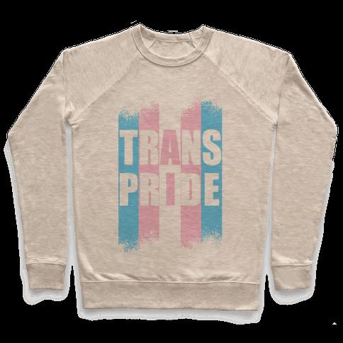 Trans Pride Pullover