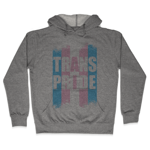 Trans Pride Hooded Sweatshirt