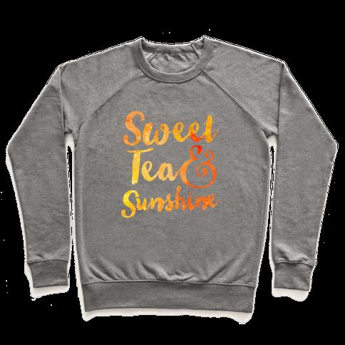 Sweet Tea & Sunshine Pullover