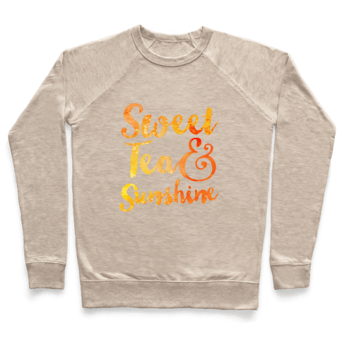 Sweet Tea & Sunshine Pullover