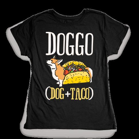 Doggo Womens T-Shirt
