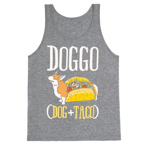 Doggo Tank Top