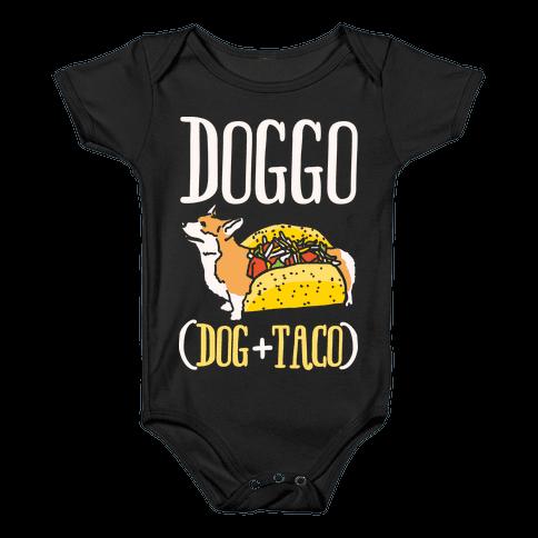 Doggo Baby Onesy