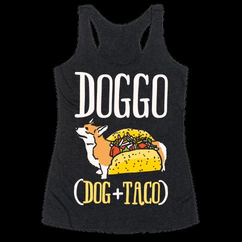 Doggo Racerback Tank Top