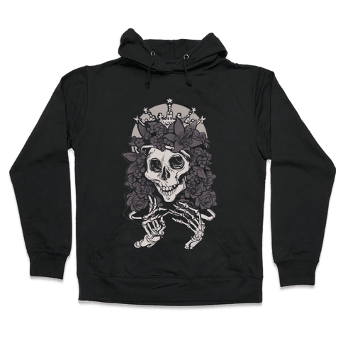 Mother's Lovely Skull Hooded Sweatshirt