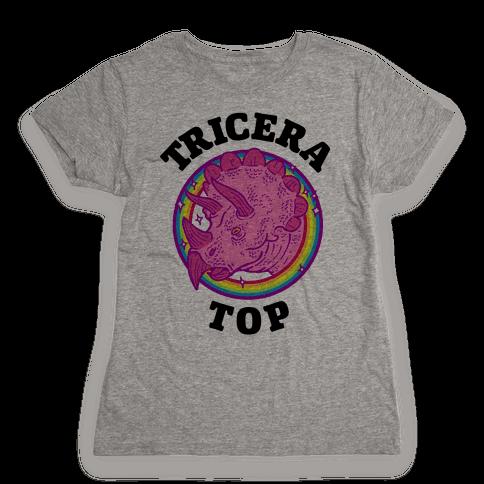 Tricera Top Womens T-Shirt