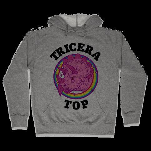 Tricera Top Hooded Sweatshirt