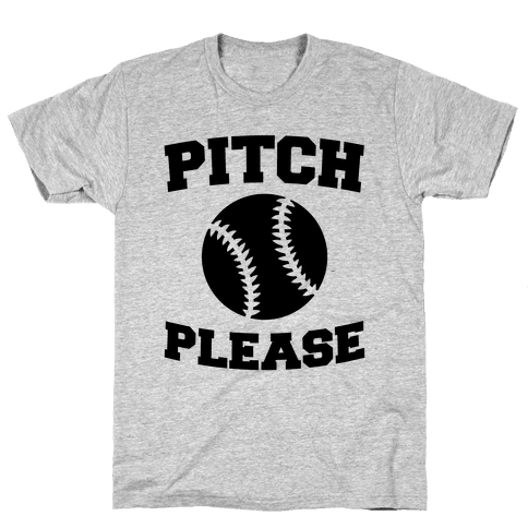 Pitch Please Mens T-Shirt