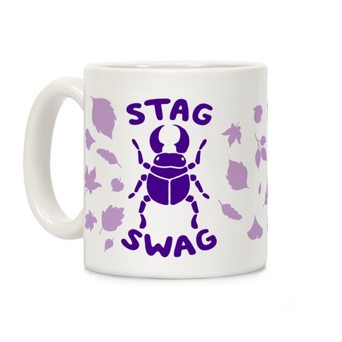 Stag Swag Coffee Mug