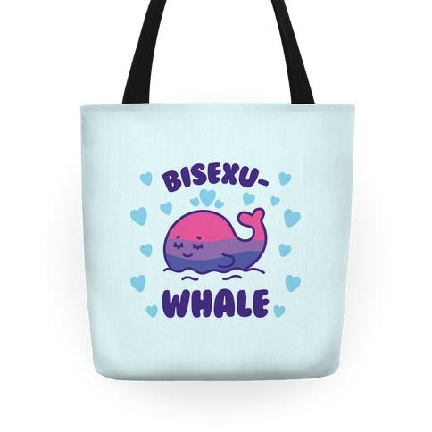 Bisexu-Whale Tote