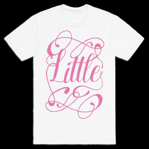 Little Monogram Mens T-Shirt