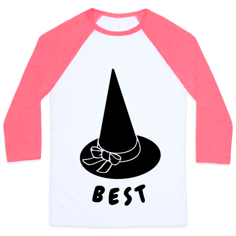 Best Witches Pair Shirts Baseball Tee