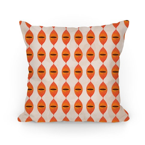Eye of Sauron Pattern Pillow